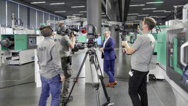 Interview, Guido Marschall, Kameramann, Videoaufzeichnung, Medical Summit 2020,